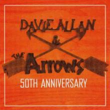 Davie Allan 50th Anniversary