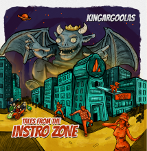Kingargoolas - Tales From the Instro Zone