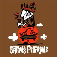 Satan's Pilgrims T-Shirt Design
