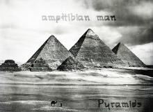 Amphibian Man - Pyramids