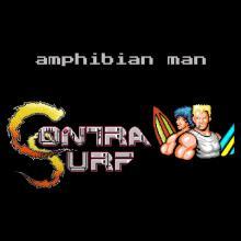 Amphibian Man - Contra Surf