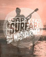Captain Surfari and The Washburns - Live On The Beach EP