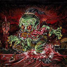 The Del-Vipers - Cannibal Safari EP