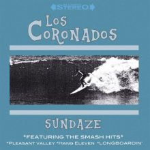 Los Coronados - Sundaze EP