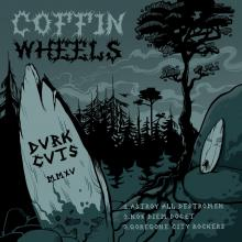 The Coffin Wheels - DVRK CVTS MMXV EP