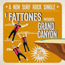 I Fattones - Grand Canyon EP